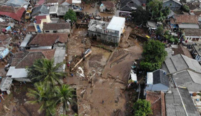 Rumah Rusak Akibat Bencana