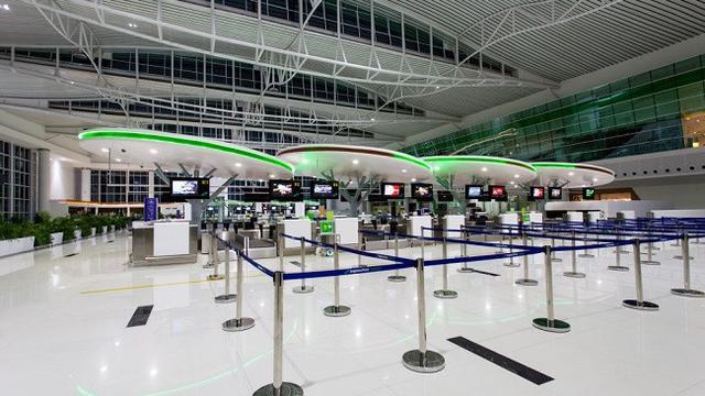 Penumpang Bandara Sepinggan