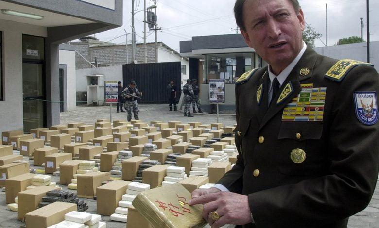 Polisi Ekuador Sita 128 Ton Narkoba