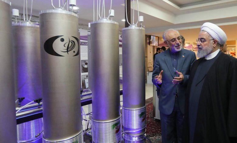 Tiga Negara Eropa Khawatirkan Uranium Iran