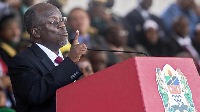 Presiden Tanzania Tuding Vaksin Korona Bahaya