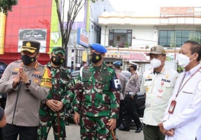 Polisi Jaga Ketat Samarinda