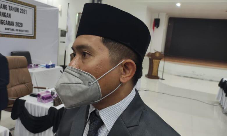 Ketua DPRD Kota Bontang