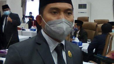 Ketua DPRD Kota