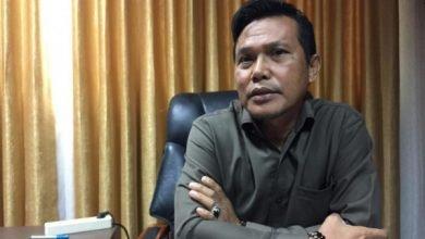 Wakil Ketua II DPRD PPU Hartono Basuki