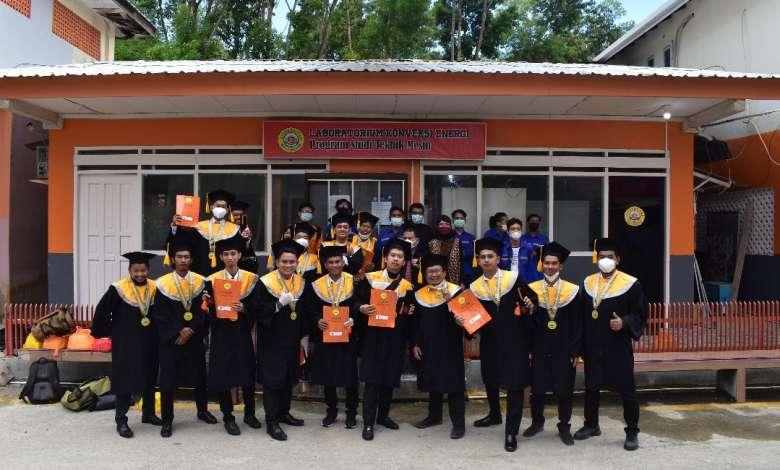 Teknik Mesin Universitas Balikpapan